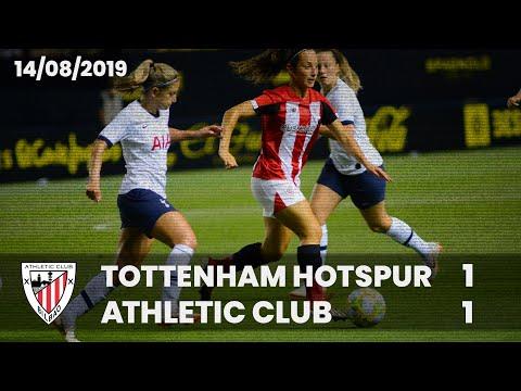 ⚽ Resumen I Final Trofeo Carranza 2019 I Athletic Club 1-1 Tottenham Hotspurs l I Laburpena