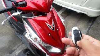 กันขโมยมอเตอร์ไซค์ AutoRoute : Super-OneWay Honda Click 110i เอก 084-7005881