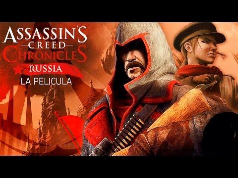 Assassin's Creed Chronicles Russia | Película Completa en Español (Full Movie) Original