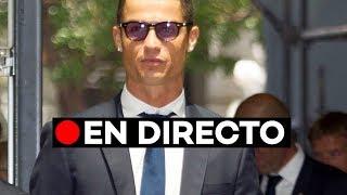 [EN DIRECTO] Cristiano Ronaldo y Xabi Alonso, juzgados por fraude fiscal