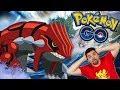OFICIAL GROUDON NUEVO POKÉMON LEGENDARIO en INCURSIONES LEGENDARIAS de Pokémon GO   Keibron