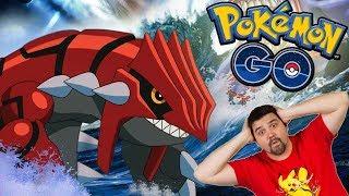 ¡OFICIAL GROUDON NUEVO POKÉMON LEGENDARIO en INCURSIONES LEGENDARIAS de Pokémon GO! [Keibron]