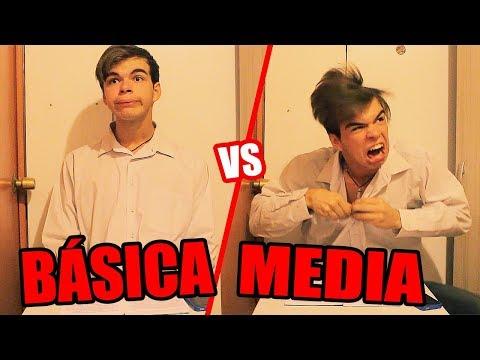 La Básica Vs La Media | EL COLEGIO