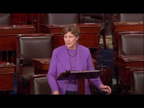 Shaheen on Senate Floor: RT America & Sputnik must register as foreign agents