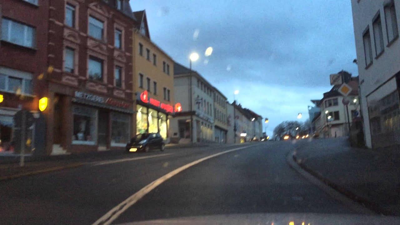 Neunkirchen Germany Town - YouTube