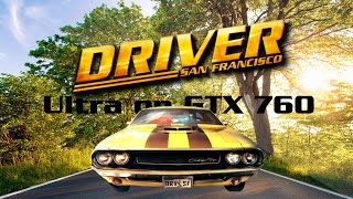 Driver San Francisco PC Ultra Settings GTX 760 [HD]