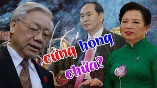 Vợ Trần Đại Quang tung đoạn băng ghi âm về mưu đồ á/m sát chồng của Nguyễn Phú Trọng