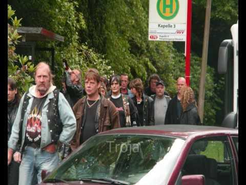 In trauer um troja die l wen hamburg youtube - Stadtgarten hamburg ...