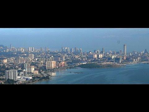 美麗寧靜悠閑的南洋華埠—檳城Pulau Penang