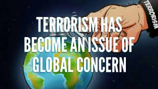 Terrorism is a Global Issue