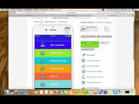 Capítulo 12. Transformar App De Android A IOS