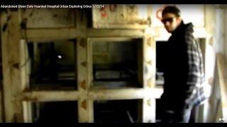 Abandoned Glenn Dale Haunted Hospital Urban Exploring Urbex 1/12/14