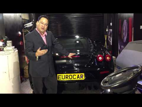HK Eurocar Starts to servicing Ferrari in June 2015
