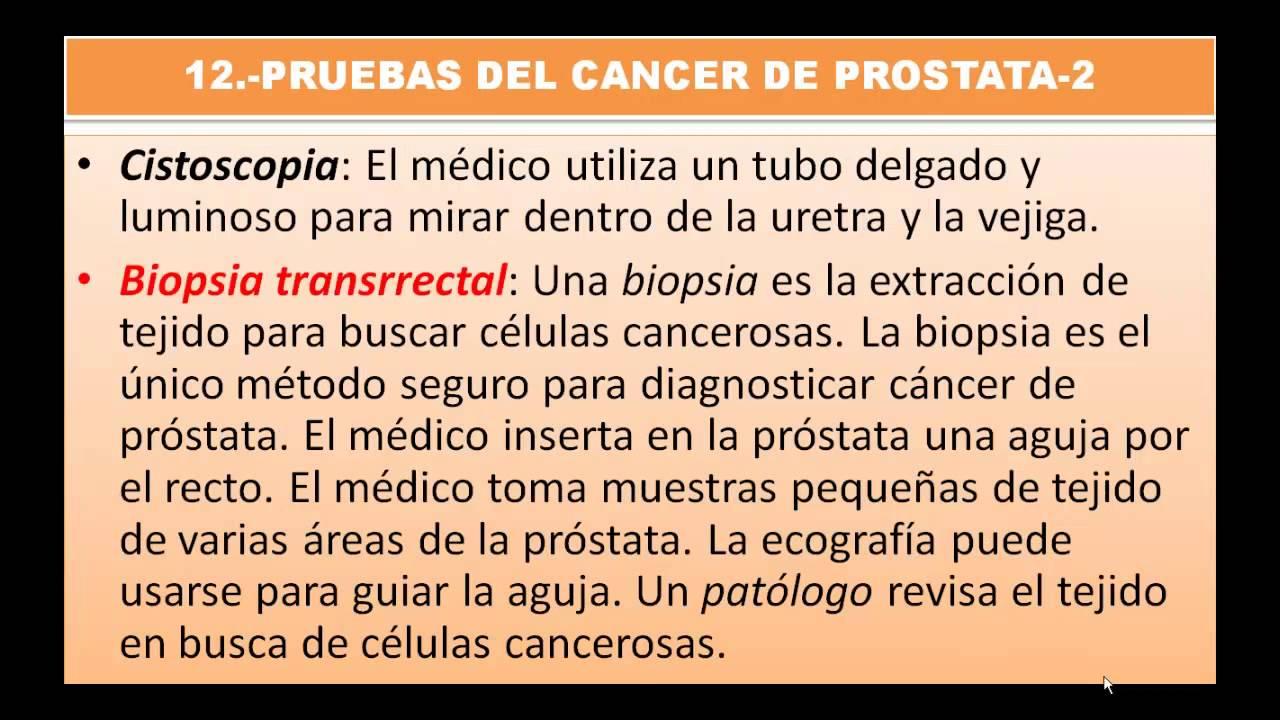 prostata causas y tratamiento