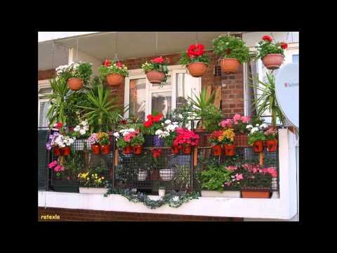 Fascinating balcony garden designs