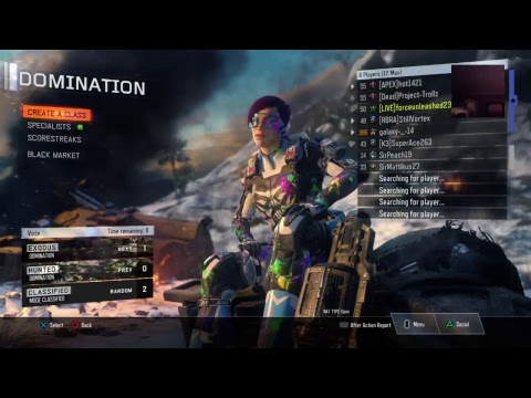 Bo3|Triple plays for force|Multiplayer|70+ Kills