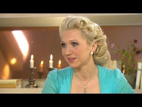Let's Dance-aktuella Gunhild Carling om musikalitet, kärlek och glädje - Nyhetsmorgon (TV4)
