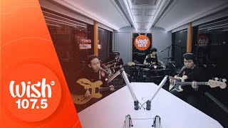 "One Click Straight performs ""S.S.H."" LIVE on Wish 107.5 Bus"