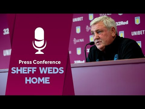 Press conference: Sheffield Wednesday home