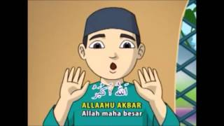 Download Mp3 Latihan Shalat 4 Raka'at  Zhuhur, Ashar, Dan Isya - Bacaan & Gerakan - A