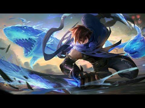King of Glory: New Hero Lan (Assassin) Gameplay