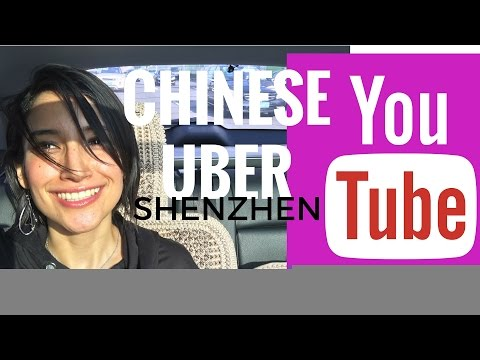 VLOG: RIDING THE CHINESE UBER, ¨DIDI DACHE ¨