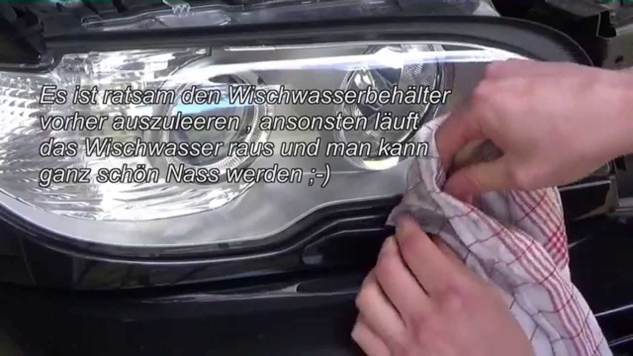 Bmw E46 Facelift Coupe Cabrio 2door Angeleyes Umbau Anleitung Tutorial Smd Ccfl Youtube