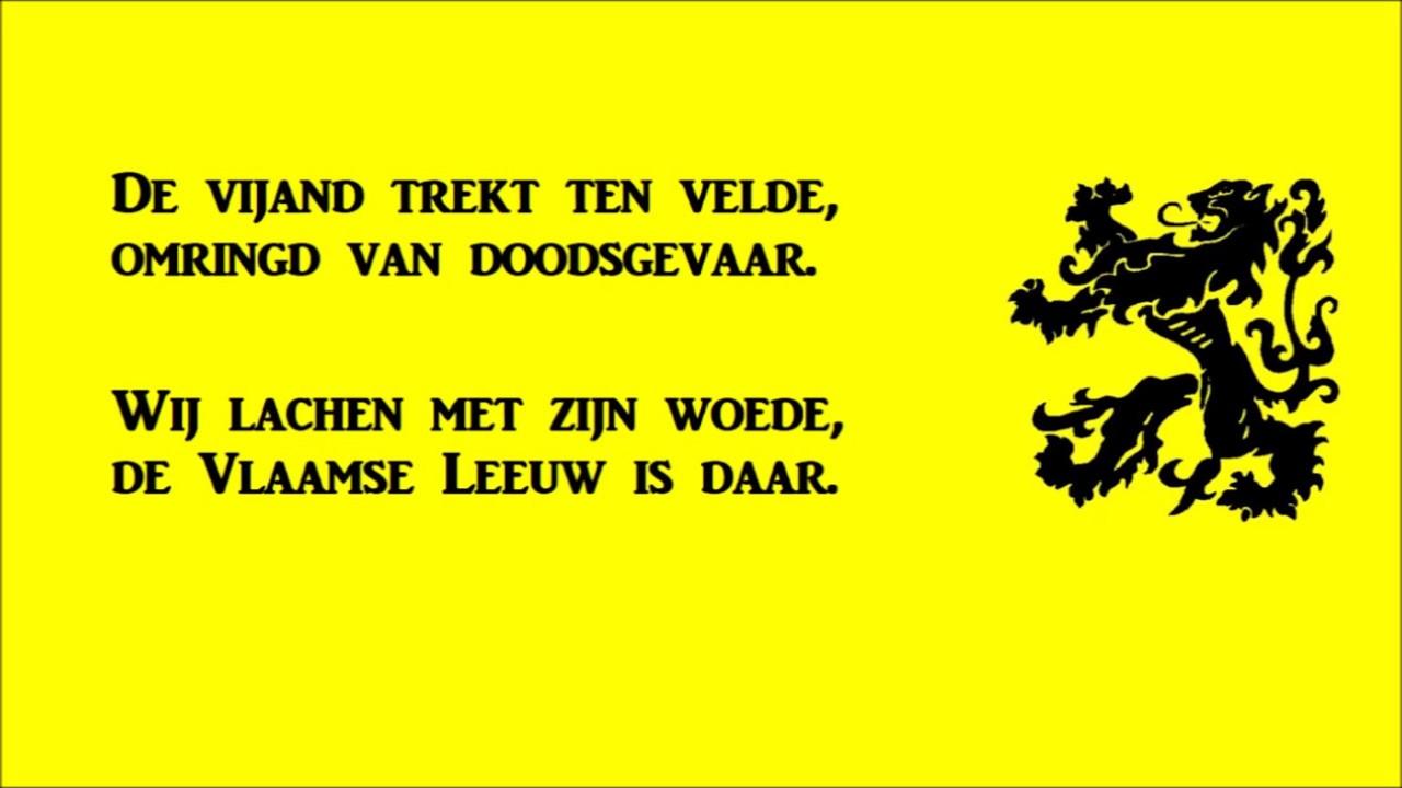 De Vlaamse Leeuw - Volkslied van Vlaanderen