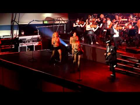 Kid Creole and the Coconuts Nokia Night of the Proms2010 Bremen Germany