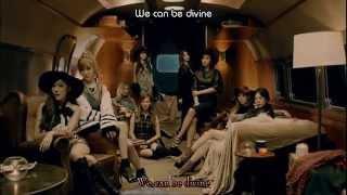 Gambar cover [Engsub-Vietsub] Girls' Generation SNSD 少女時代 - Divine MV