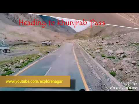 Highlights From The Visit to Gilgit