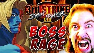 BOSS RAGE! Feat. Gill (Street Fighter 3: 3rd Strike)