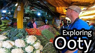 Ooty on foot. We love this town! | Places to visit in Ooty (S. India Ep 11)