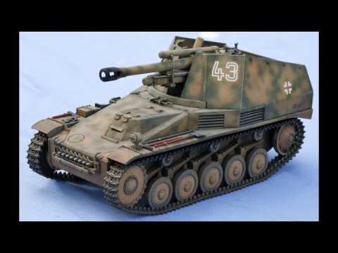 Обзор на Арту Wespe Wild Tanks Online