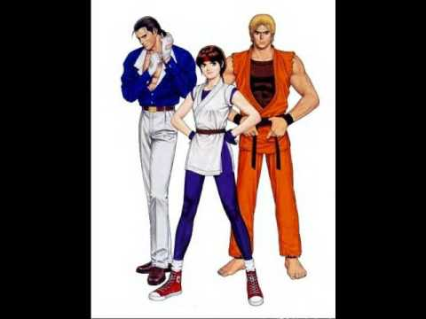 KOF'96 - Art of Fighting Team Theme OST