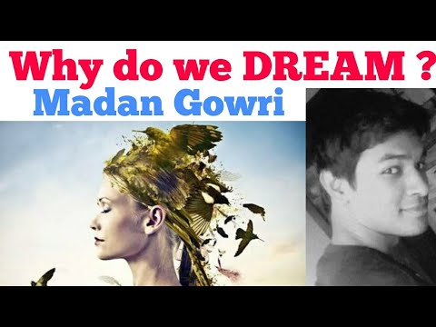 Dreams explained | Tamil | Why do we dream | Madan Gowri | Dream