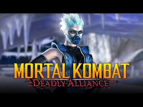 "FROST IS READY FOR MK11! Deadly Alliance: ""Frost"" Arcade Ladder! (Mortal Kombat 11 Kountdown) thumbnail"