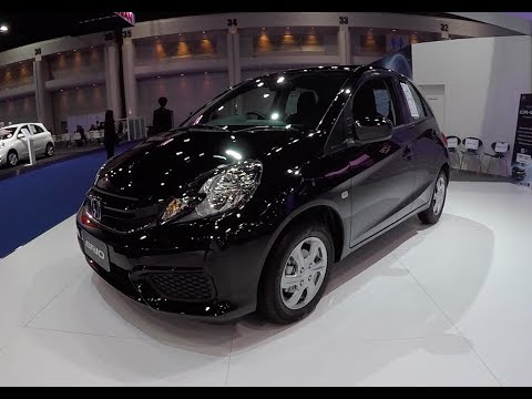 New 2018 Hatchback Honda Brio