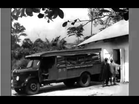 Nigeria Cocoa Farmer 1948
