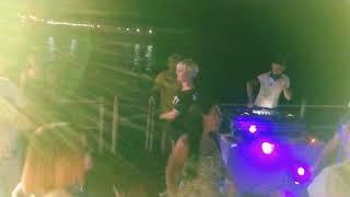 Пати на пирсе/ Galeri Hotel/ party on the beach