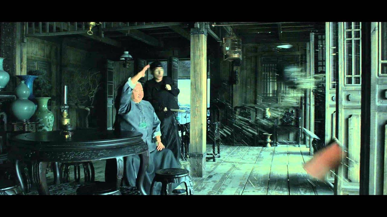 《黃飛鴻之英雄有夢》電影預告 - YouTube