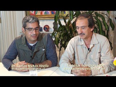 Oscar Godoy Beaudout y Dr. Carlos Muñoz Abello - Escoliosis