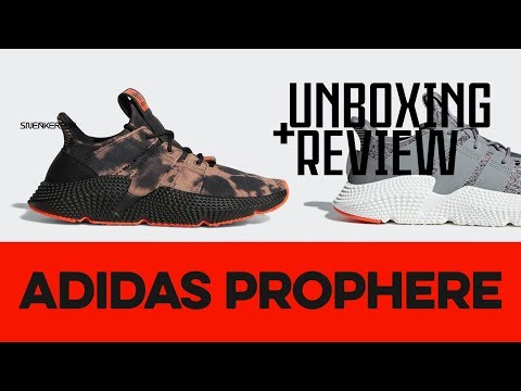 pretty nice c7577 eed2c UNBOXING+REVIEW - adidas Prophere