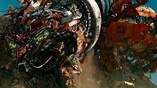 Transformers 2 IMAX version 16x9 Devastator Whole Scene reel HD 1080p