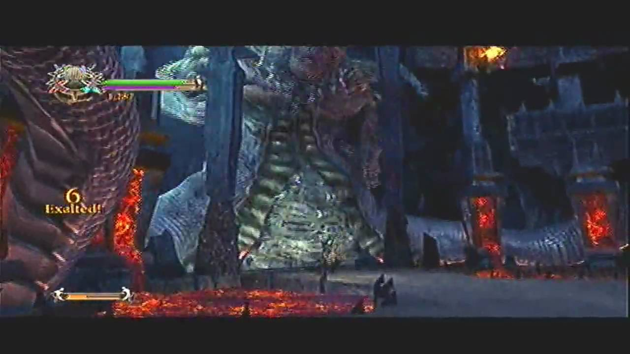 Dantes Inferno Walkthrough And Gameplay Boss In Hd By