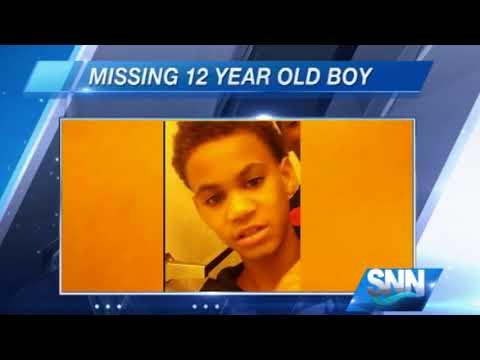 SNN: 12-year-old Sarasota boy missing