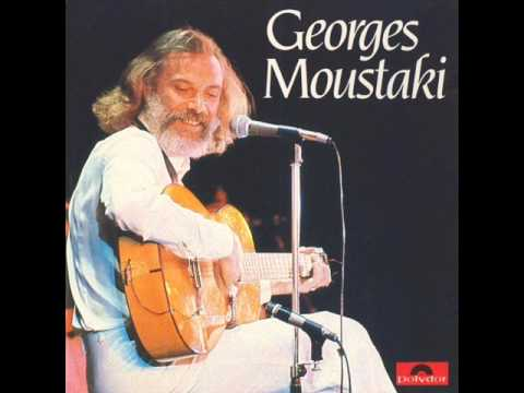""""""" Si ce jour là """" Georges Moustaki"""