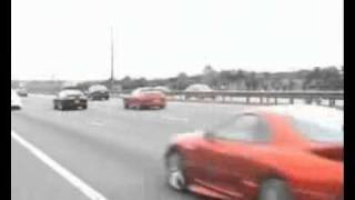 JAE Convoy Motorway Flyby, 2005 (The Mkiv Supra Owners Club)
