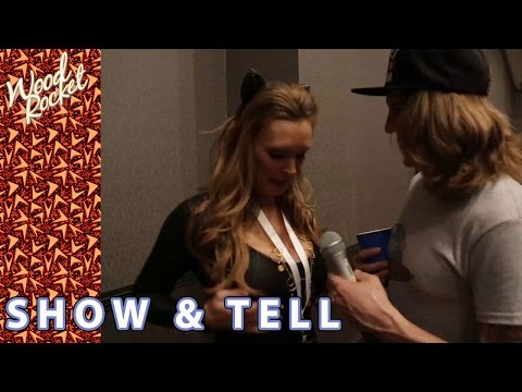 Show & Tell: Tanya Tate from YouTube · Duration:  1 minutes 46 seconds