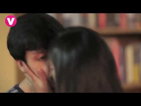 Randhir and sanyukta kiss scene in sadda haq episode
